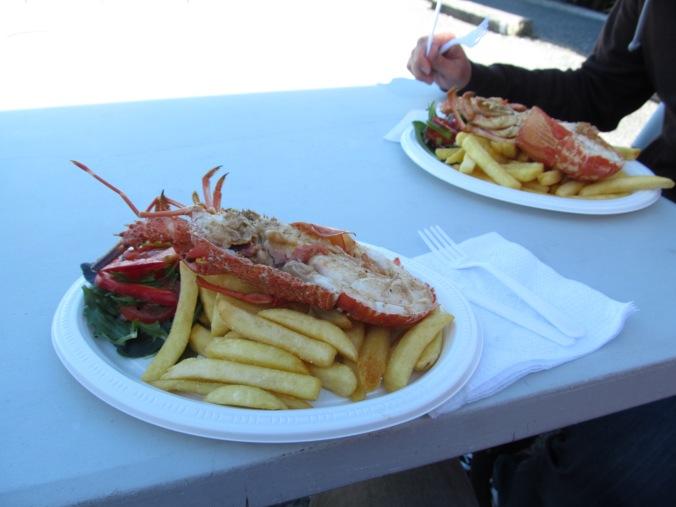 Crayfish/Panzerkrebs.